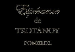 Etiquette Esperance Trotanoy